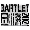 Re-Elect Jed Bartlet 2020 - Textured Tablet