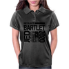 Re-Elect Jed Bartlet 2020 - Textured Womens Polo