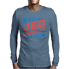 Re-Elect Jed Bartlet 2020 - Tri Color Mens Long Sleeve T-Shirt