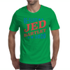 Re-Elect Jed Bartlet 2020 - Tri Color Mens T-Shirt