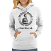 Re-Elect Mayor Larry Vaughn black text Womens Hoodie