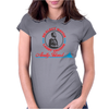Re-Elect Mayor Larry Vaughn Womens Fitted T-Shirt