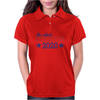 Re-Elect Stephen Colbert 2020 - Bold Stars Womens Polo