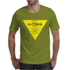 "Re-Think BThe Thorium square from the Periodic Table of the Elements, using the ""Th"" to form ""re-Thi Mens T-Shirt"
