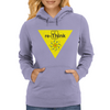 "Re-Think BThe Thorium square from the Periodic Table of the Elements, using the ""Th"" to form ""re-Thi Womens Hoodie"