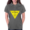 "Re-Think BThe Thorium square from the Periodic Table of the Elements, using the ""Th"" to form ""re-Thi Womens Polo"