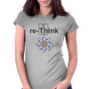 Re-THink Womens Fitted T-Shirt