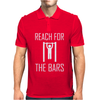 Reach For The Bars Mens Polo