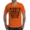 Read this Mens T-Shirt