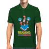 READING IS OUR THING Mens Polo