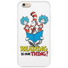 READING IS OUR THING Phone Case