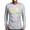 Ready Or Not Mens Long Sleeve T-Shirt