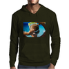 Ready to dive Mens Hoodie