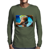 Ready to dive Mens Long Sleeve T-Shirt