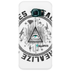 Real Eyes, Realize, Real Lies Phone Case