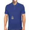 Real heroes wear dog tags Mens Polo