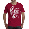 Real Hip Hop Never Die Mens T-Shirt