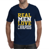 Real Men Love Cavapooos Mens T-Shirt