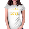 Real Men Love Cavapooos Womens Fitted T-Shirt