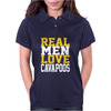 Real Men Love Cavapooos Womens Polo