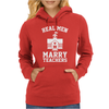 Real Men Marry Teachers Womens Hoodie