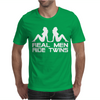 Real Men Twins Mens T-Shirt