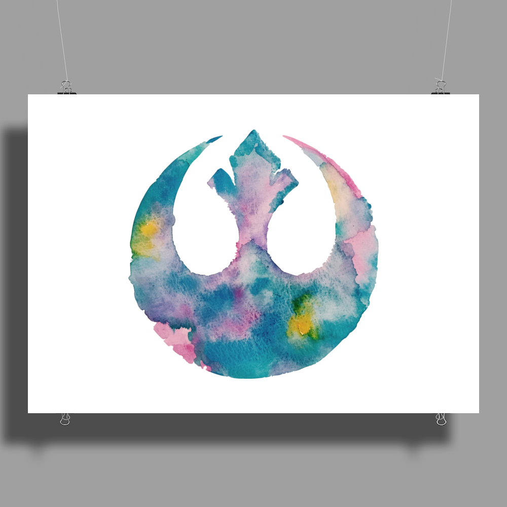 Rebel Alliance Poster Print (Landscape)