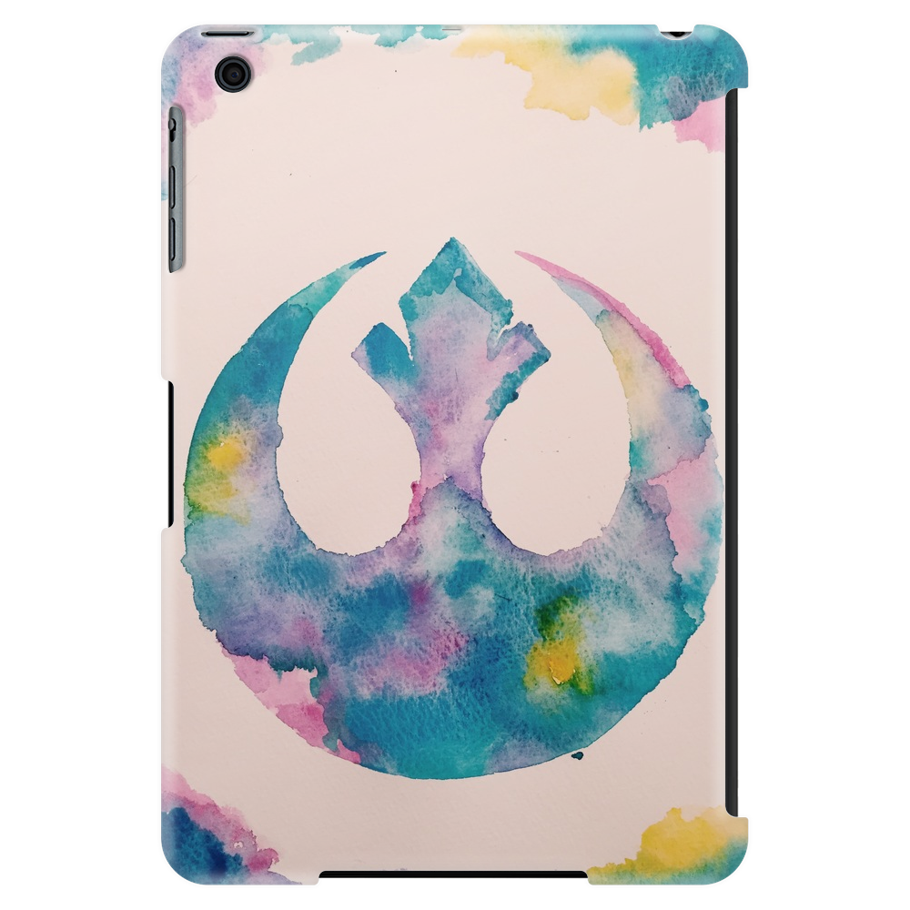 Rebel Alliance Watercolor Tablet