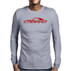 Red Camaro Mens Long Sleeve T-Shirt