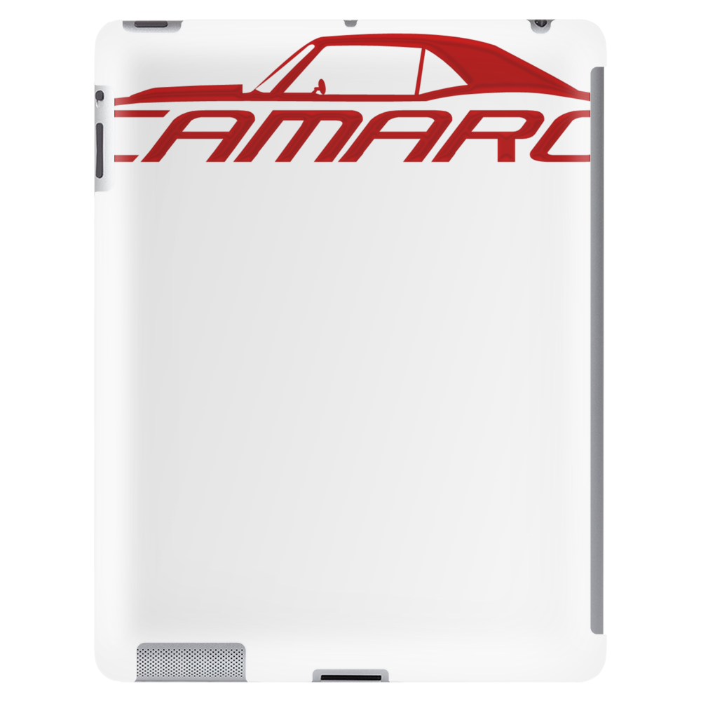 Red Camaro Tablet