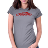 Red Camaro Womens Fitted T-Shirt