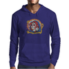 Red Catrina (Day of the Dead) Mens Hoodie