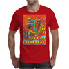 Red Dachshund Mens T-Shirt