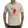Red Dawn Retro Movie Mens T-Shirt