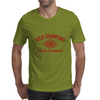 Red Diamond Dynamite Mens T-Shirt