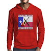 Red Dirt Music- Written In Blood Mens Hoodie