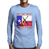 Red Dirt Music- Written In Blood Mens Long Sleeve T-Shirt