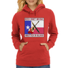 Red Dirt Music- Written In Blood Womens Hoodie