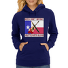 Red Dirt Music- Written With Blood Womens Hoodie
