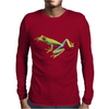 red eyes frog Mens Long Sleeve T-Shirt