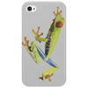 red eyes frog Phone Case