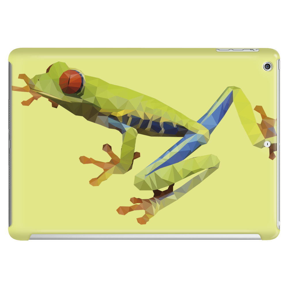 red eyes frog Tablet