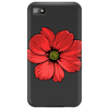 Red Flower Phone Case