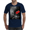 Red Flowers Mens T-Shirt