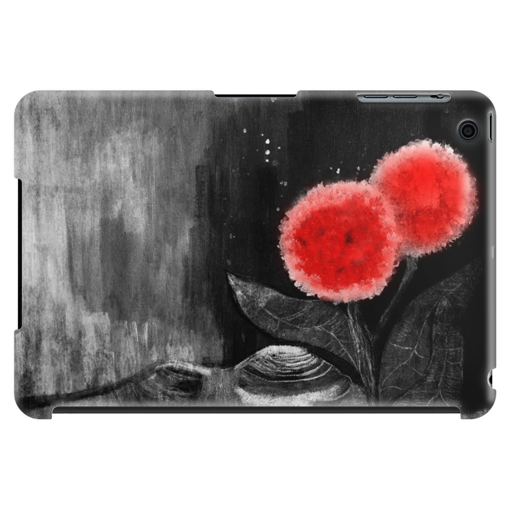 Red Flowers Tablet
