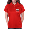 Red Ford Capri MK1 Classic Car Womens Polo