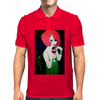 RED HEAD  ART DECO Mens Polo