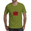 Red Holga Camera Mens T-Shirt