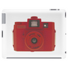 Red Holga Camera Tablet (horizontal)