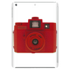 Red Holga Camera Tablet (vertical)